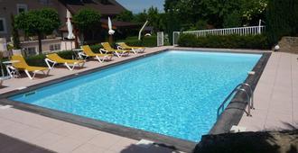 L'Oasis - Évian-les-Bains - Piscina