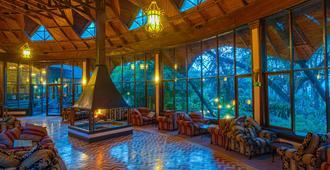 Lake Naivasha Sopa Resort - Naivasha - Restaurant