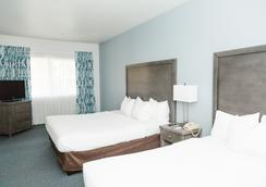 Beachfront Inn And Suites At Dana Point - Capistrano Beach - Bedroom