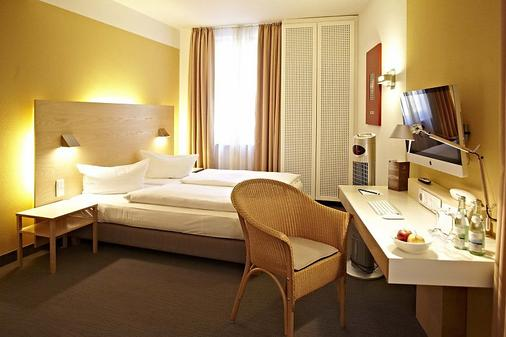 Hotel Nepomuk - Bamberg - Bedroom