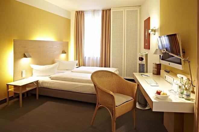 Hotel Nepomuk - Bamberg - Soveværelse