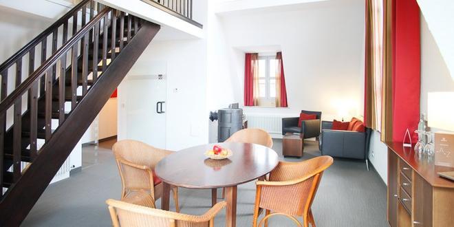 Hotel Nepomuk - Bamberg - Living room