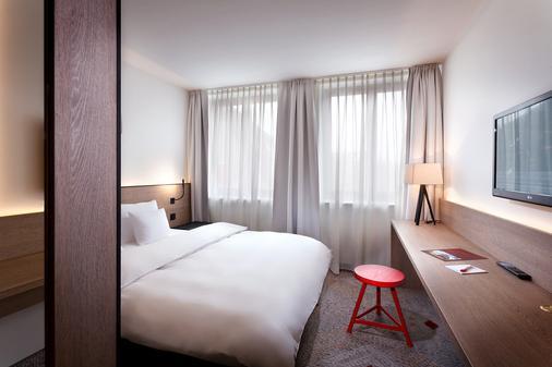 Sorat Hotel Saxx Nürnberg - Nürnberg - Makuuhuone