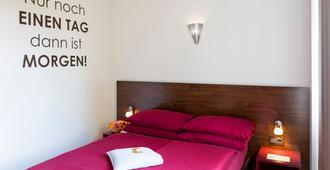Auszeit Hotel Düsseldorf - Partner of Sorat Hotels - Düsseldorf - Bedroom