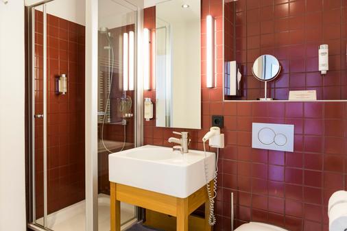 Auszeit Hotel Düsseldorf - Partner of Sorat Hotels - Düsseldorf - Bathroom