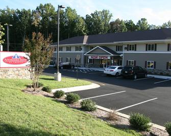 Affordable Suites of America Quantico - Stafford - Gebouw