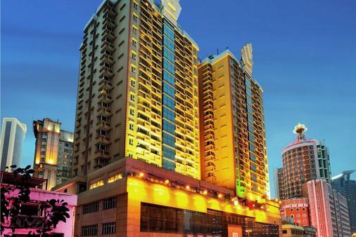 Hotel Beverly Plaza - Macau - Building