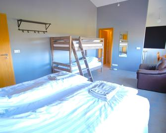 Bergas Guesthouse - Keflavík - Habitación