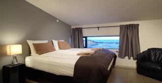 Bergas Guesthouse - Keflavik - Bedroom