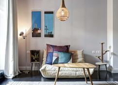 Gorki Apartments - Berlin - Wohnzimmer