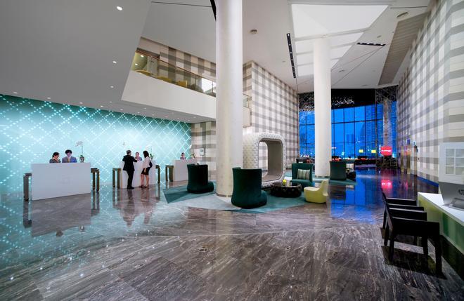 Novotel Bangkok Platinum Pratunam - Bangkok - Lobby