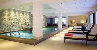 Strandhotel VierJahresZeiten - Borkum - Pool