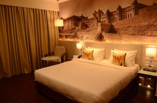 Regenta Central - A Hotel By Royal Orchid Group of Hotels - Jaipur - Makuuhuone