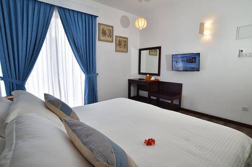 Kmc Villa - Dehiwala-Mount Lavinia - Bedroom