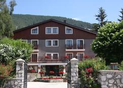 Hotel Edelweiss - Pescasseroli - Edificio