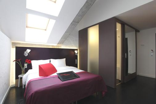 Azimut Hotel Tulskaya Moscow - Moscow (Matxcơva) - Phòng ngủ
