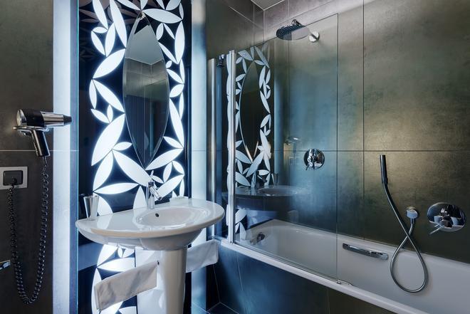 Hotel Wentzl - Krakow - Phòng tắm