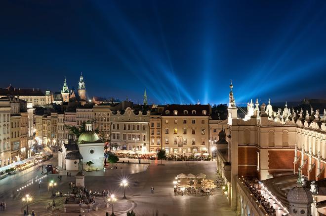 Hotel Wentzl - Krakow - Toà nhà