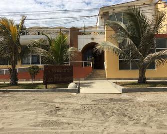 Hotel Las Palmeras de Huanchaco - Huanchaco - Gebäude