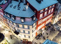 Zic-Zac Rock-Hotel - Zürich - Gebäude