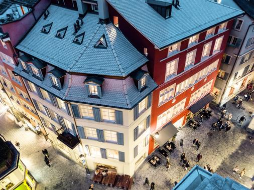 Marktgasse Hotel - Zurique - Edifício