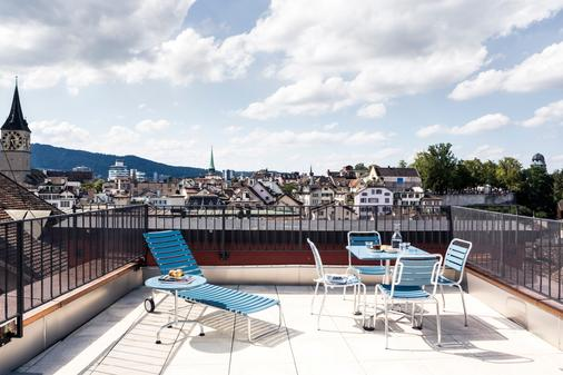 Marktgasse Hotel - Zurigo - Balcone