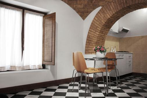 Roma Resort Termini - Rome - Phòng ăn