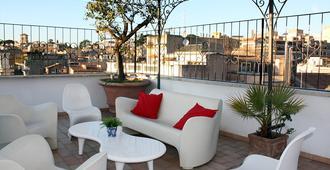 Roma Resort Trevi - רומא - מרפסת