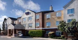 Fairfield Inn & Suites by Marriott Austin-University Area - Austin - Edificio