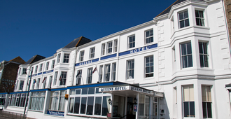 The Queens Hotel - Penzance - Rakennus