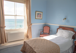 The Queens Hotel - Penzance - Makuuhuone