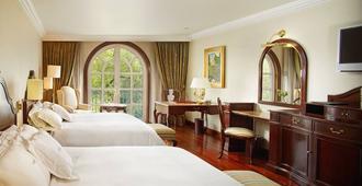 The Green Park Hotel - Mexiko-Stadt - Schlafzimmer