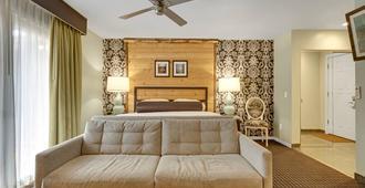 3 Peaks Resort And Beach Club - סאות' לייק טאהו - חדר שינה