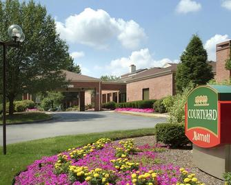 Courtyard by Marriott Boston Foxborough/Mansfield - Foxborough - Building