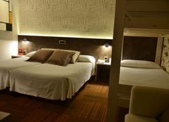 ホテル オリエンテ - テルエル - 寝室
