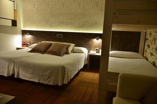 Hotel Oriente - Teruel - Bedroom