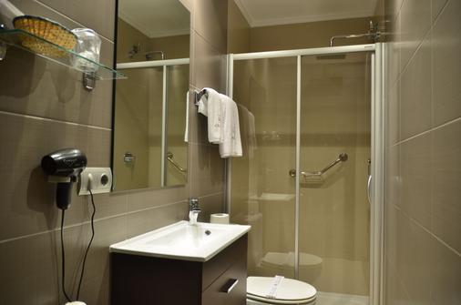 Hotel Oriente - Teruel - Bathroom