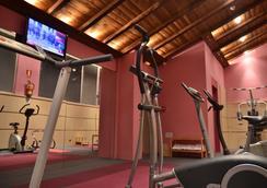 Hotel Oriente - Teruel - Gym