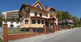 Pensjonat Szach - Krynica-Zdrój - Edificio