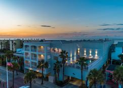 The Palms Oceanfront Hotel - Isle of Palms - Widok na zewnątrz