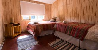 yaganhouse - Puerto Natales - Bedroom