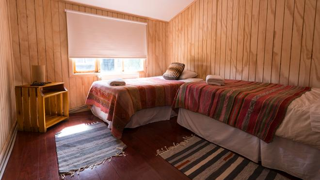 yaganhouse - Puerto Natales - Makuuhuone