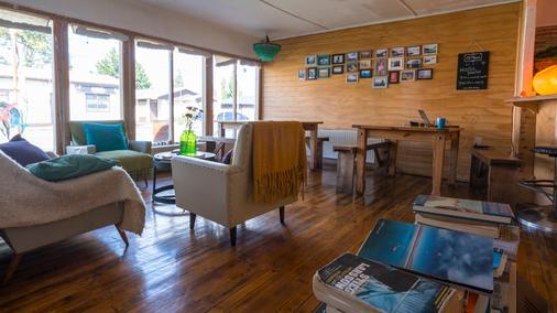 yaganhouse - Puerto Natales - Dining room