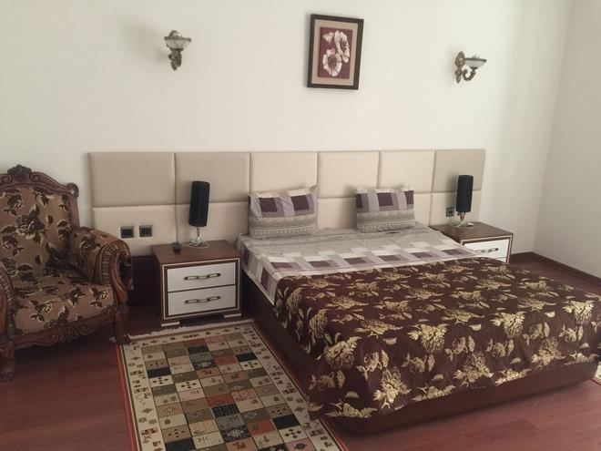 Kapaz Hotel & Resort Naftalan - Naftalan - Bedroom