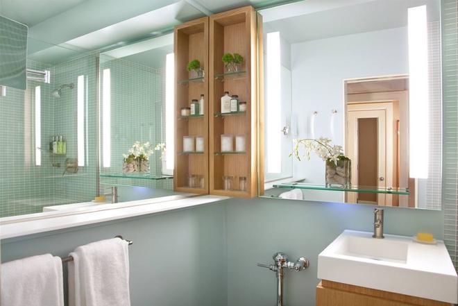 Hotel Ändra - Seattle - Bathroom