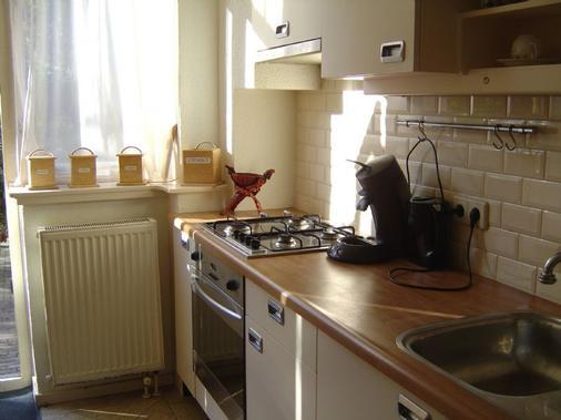 Hotel De Weyman - Χάαρλεμ - Κουζίνα