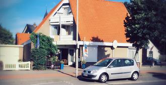 Hotel De Weyman - Haarlem - Bygning