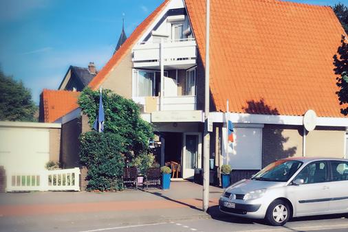 Hotel De Weyman - Χάαρλεμ - Κτίριο