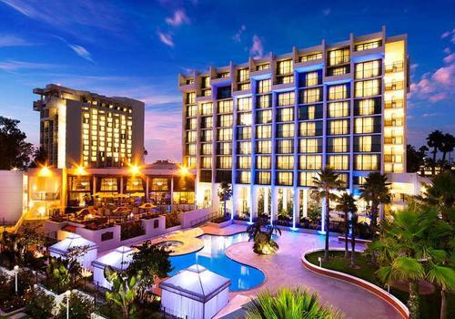Newport Beach Marriott Hotel And Spa Ab