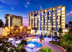 Newport Beach Marriott Hotel and Spa - Newport Beach - Rakennus